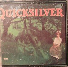 Quicksilver, Shady Grove, Fluet Song and more 12 inch vinyl