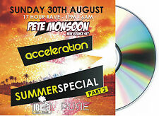 Pete Monsoon - Acceleration Summer Special pt2 @ PURE / Wigan Pier Maximes 051