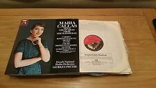 MARIA CALLAS SINGS GREAT OPERAS FROM FRENCH ARIAS - PRETRE ASD 4306 - LP