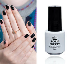 1x 5ml BORN PRETTY Black Gellack UV Gel Soak Off Nagellack