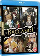 Baccano [Standard Edition] [Blu-ray], 5037899063316, Takahiro Omori