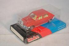 NOREV MINI-JET LITTELTOIS 432 FIAT RITMO RED MINT BOXED RARE SELTEN