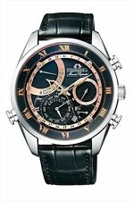 CITIZEN CAMPANOLA Men's watch Minute Repeater Perpetual calendar AH7061-00E