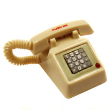 "Acme White Retro Style Phone Magnet With Ringing Sound ""Brand New"""