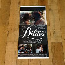 BILITIS locandina poster affiche Hamilton Patti D'Arbanville Mona Kristensen