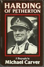 Harding of Petherton by Michael Carver