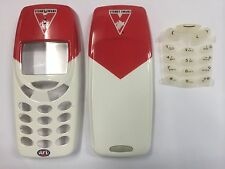 Nokia 3310,3330 Sydney Swans AFL Official Team Front & Back Covers incl. Keypad.