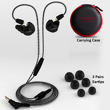 Apple iPod Earphone Moxpad X6 In Ear Professional Headphone for iPhone,iPad