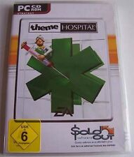 Theme hospital-Win XP/Vista-alemán/inglés/Franz