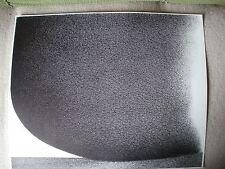 Werner Knaupp Wolken Original Lithographie 1971 handsigniert Auflage 90