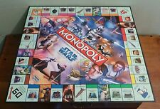 Spare Game Board From Star Wars The Clone Wars Monopoly. By PARKER. VGC