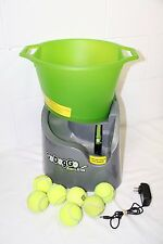 GoDogGo Fetch Machine Dog Tennis Ball Launcher Go Dog Go w/ balls - no remote