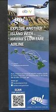 GO AIRLINES CRJ GO EXPLORE ANOTHER ISLAND ON HAWAII'S LOW FARE AIRLINE AD