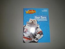McGraw Hill Reading Wonders Grade 6 Your Turn Practice Book - Tennessee Ed. 3814
