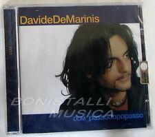 DAVIDE DE MARINIS - PASSO DOPO PASSO - CD Sigillato