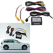 Car Front Rear Parking View Camera Video Switch 2 Channel Control Box Converter