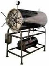 AUTOCLAVE HORIZONTAL (Cylindrical with Separate Boiler) 2