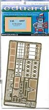 Eduard B-1B Lancer Exterior Photo Etch Details 1/48 857 For Revell Kit ST
