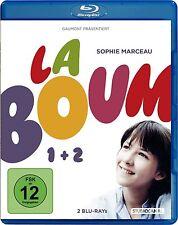 LA BOUM: DIE FETE 1+2 (Sophie Marceau) 2 Blu-ray Discs NEU+OVP