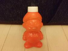 Super mario vintage soap bubble bottle case