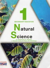Natural Science - Anaya English - 1 ESO - Secondary - Incluye los 2 CDs