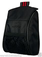 Trixie Black Treat Bag 13 x 18 x 7cm Dog / Puppy Training for treat food holder