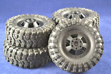Tamiya Toyota Land Cruiser 40 CR-01 Crawler - CUSTOM DUALLY RIM KIT
