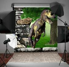 Toile de Fond Backdrop Tissu 150*90cm Photographie Studio Photo 3D Dinosaure