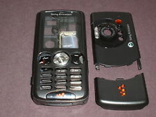 new sony ericsson w810 cover housing keypad set  black colour