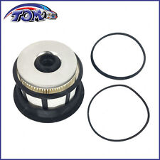 NEW 1 FUEL FILTER + CAP FOR 98-03 FORD F & E SERIES 7.3L POWERSTROKE DIESEL