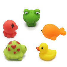 Water toys Bath Toy Bathtime Rubber Duck Squeaky Water Play Fun For Kids Toddler