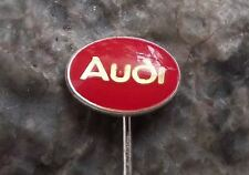1978 - 1985 Classic Audi Cars German Automobiles Official Logo Pin Badge