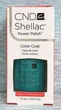 CND SHELLAC UV GEL POWER POLISH ~ HOTSKI TO TCHOTCHKE ~ 14+ Day Wear *NIB