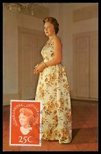 NEDERLANDSE ANTILLEN MK 1965 PRINCESS BEATRIX MAXIMUM CARD MC CM h0388