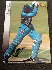 Bryan Young Select 1997 New Zealand Cricket Card