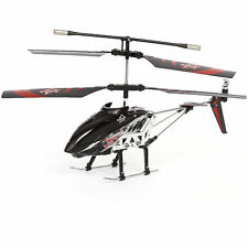 "Radio Remote Control 7"" 3.5 CH Co-Axial 4704 RC Helicopter with Gyro S5 RTF US"