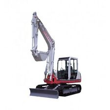 TAKEUCHI TB175 SERVICE MANUAL ON CD **FREE UK POSTAGE**