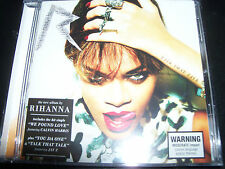 Rihanna Talk That Talk (Australia) Ft We Found Love & You Da One CD – Like New