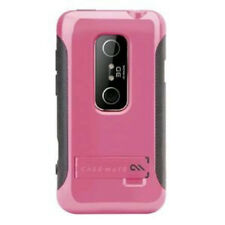 Case-mate Pop Case for HTC EVO 3D, Pink / Gray