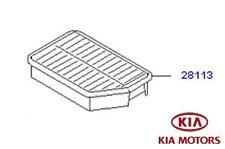 Repuesto Original Kia Sportage 2010-2013 Elemento de Filtro de aire 281132S000