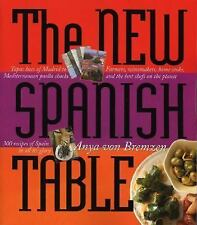 The New Spanish Table (2005, Hardcover)