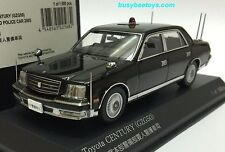 1/43 KYOSHO RAI'S TOYOTA CENTURY VIP GUARD PROTECTION CAR JAPAN POLICE CAR