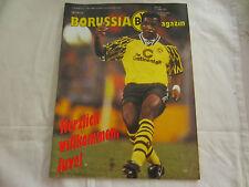 1994-95 UEFA  CUP SEMI-FINAL BORUSSIA DORTMUND v JUVENTUS