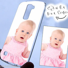 Custodia Cover in TPU personalizzata con foto anti-shock per LG K10 K420N