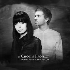 THE CHOPIN PROJECT  VINYL LP NEW! CHOPIN,FREDERIC/ARNALDS,OLAFUR