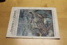 rivista - DOMENICA DEL CORRIERE - anno 1944 numero 16 ill.MOLINO