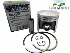 Piston kit,47 mm fits Stihl 08 S,TS 350 ,1108 030 2020,Made in Italy by METEOR