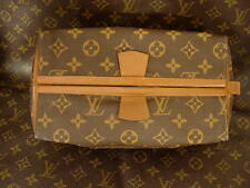 Vintage LOUIS VUITTON FC Cosmetic Accessory Luggage Travel Dopp RARE Handsome LV