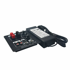 TPA3118 60W+30Wx2 HIFI Digital Subwoofer Power Amplifier Board with Power Supply