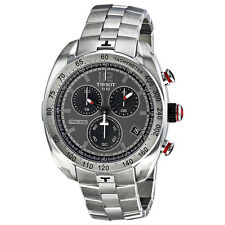 Tissot PRS 330 Chronograph Anthracite Dial Mens Watch T0764171106700